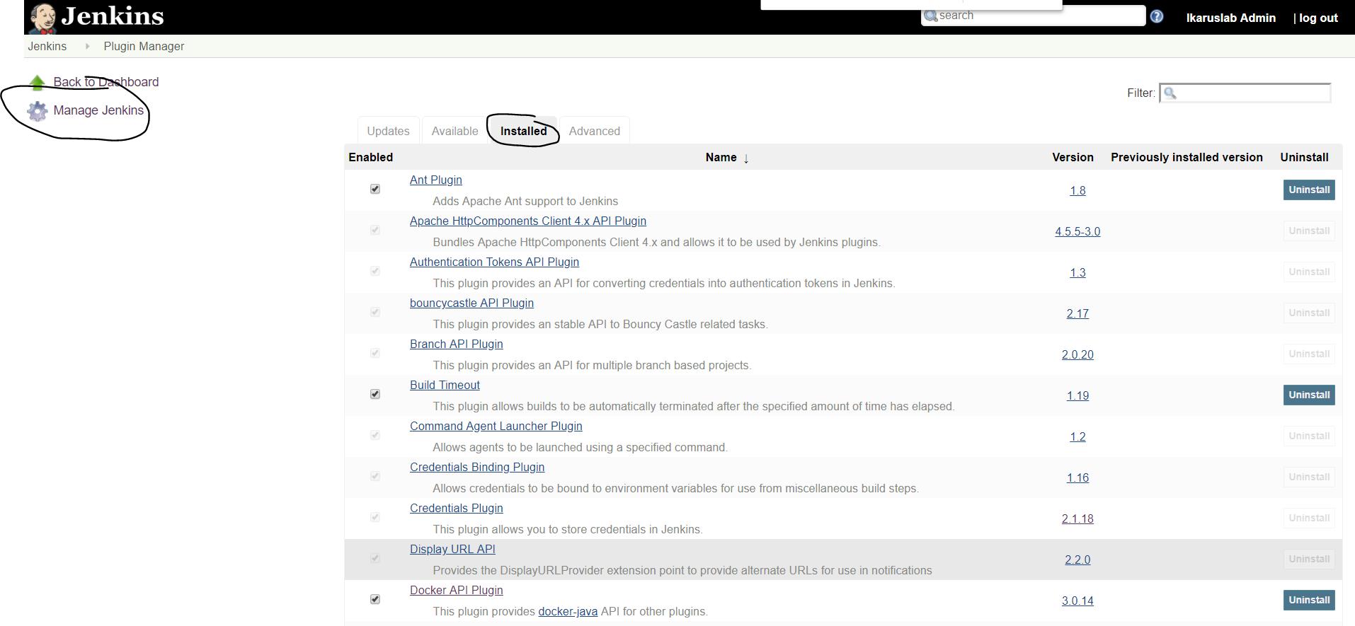 Rapid7 InsightVM Jenkins Integration for Docker Image